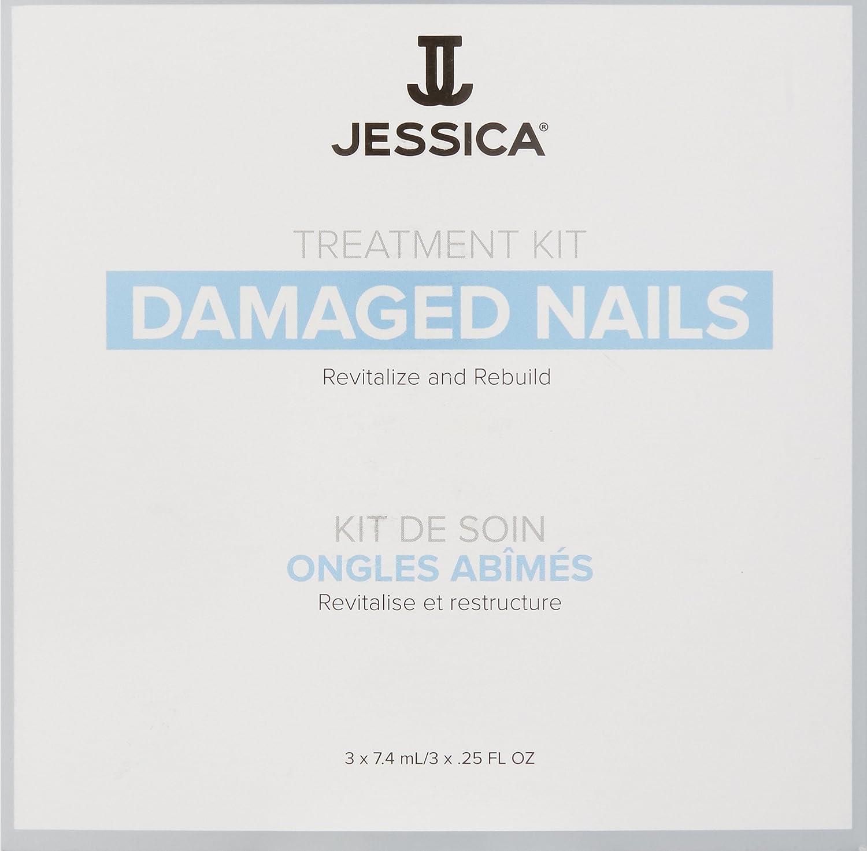 JESSICA Treatment Kit for Damaged Nails: Amazon.co.uk: Luxury Beauty