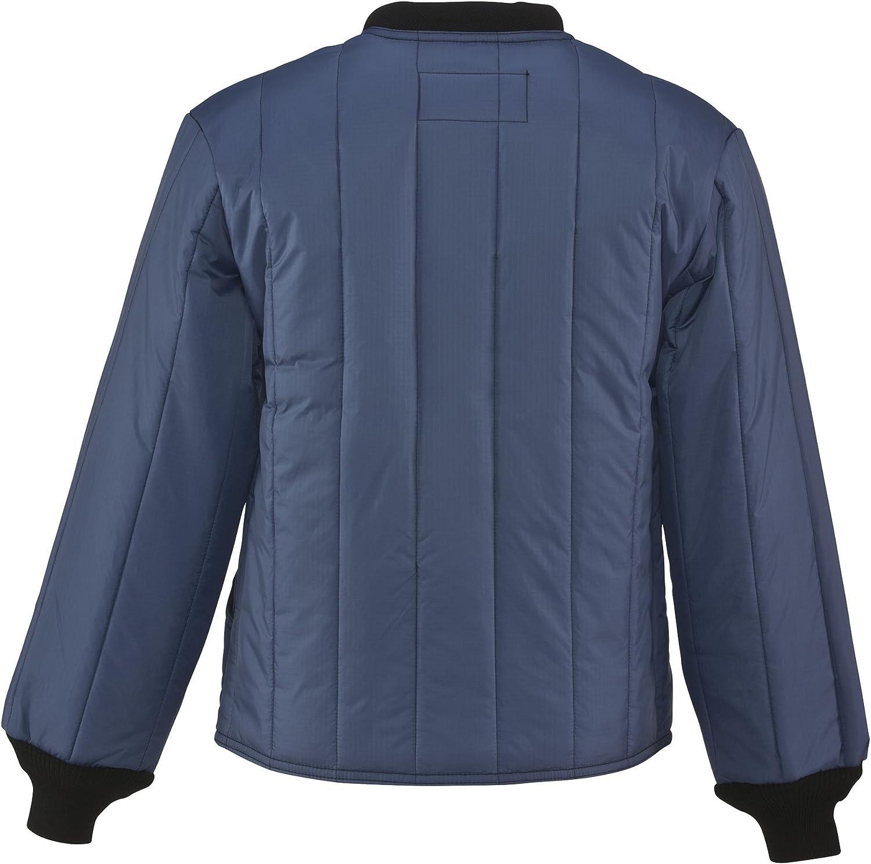 RefrigiWear Mens Insulated Cooler Wear Workwear Jacket 0525R