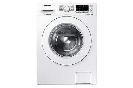 Samsung 7 Kg Fully-Automatic Front Loading Washing Machine (WW70J4243MW/TL, White) Washing Machines & Dryers at amazon