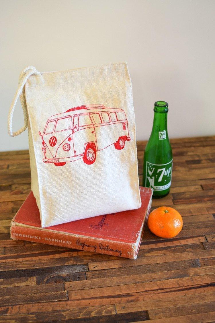 VW Volkswagen Lunch Bag