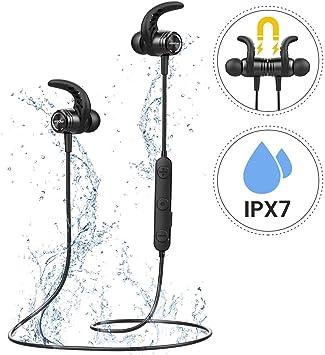 Mpow Auricular Bluetooth Auriculares Inalámbrico Manos