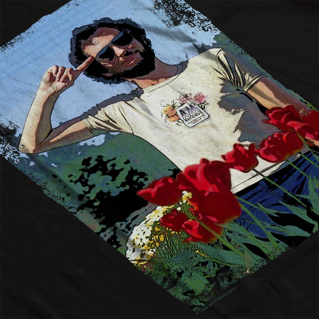 TV Times Comedian Kenny Everett Saluting in A Flowerbed Kids T-Shirt
