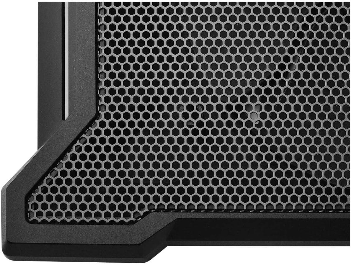 Cooler Master Notepal X Slim Ii Notebook Kühler Leiser Computer Zubehör
