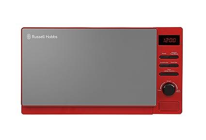 Russell Hobbs RHM2079RSO 20L Rosso Microondas digital, Rojo ...