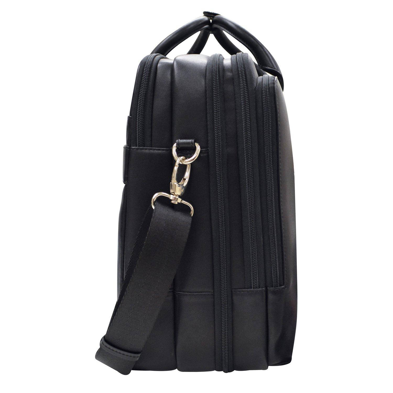 Cross Cordoba Ac111064-1 Men Weekender Briefcase-Black