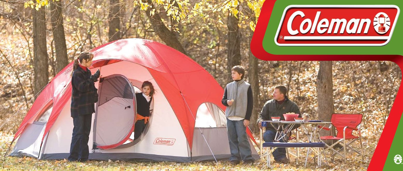 Amazon.com  Coleman Monterey 14-Foot by-8-Foot 6-Person Dome Tent  Sports u0026 Outdoors & Amazon.com : Coleman Monterey 14-Foot by-8-Foot 6-Person Dome Tent ...