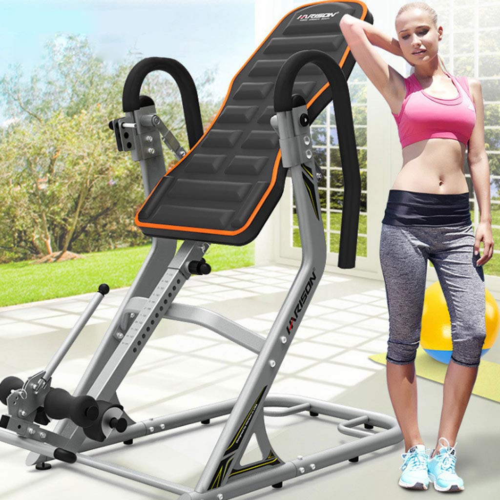 XCJ- Home Fitnessgeräte Home Stretcher Cervical Stretch 180-Grad-Inverter