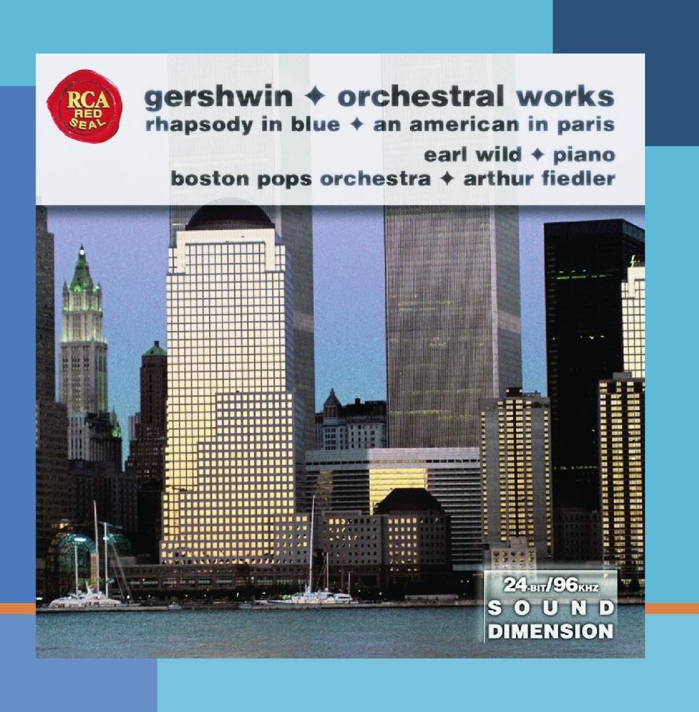 Dimension Vol. 19: Gershwin - Orchestral Music