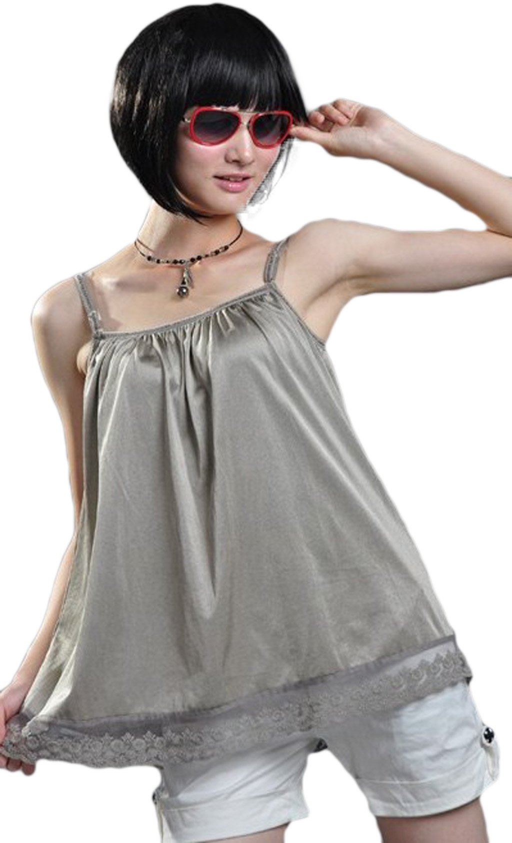 Anti-Radiation Maternity Tank Top Camisole Dresses Baby Protection Shield 800616