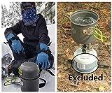 Camp Stove,Petforu Outdoor Camping Stove Cookware
