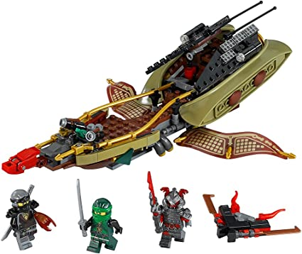 Amazon.com: Sombra del destino de LEGO Ninjago 70623: Toys ...