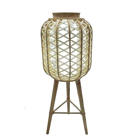 Lámpara rattan modelo: 0040940: Amazon.es: Iluminación