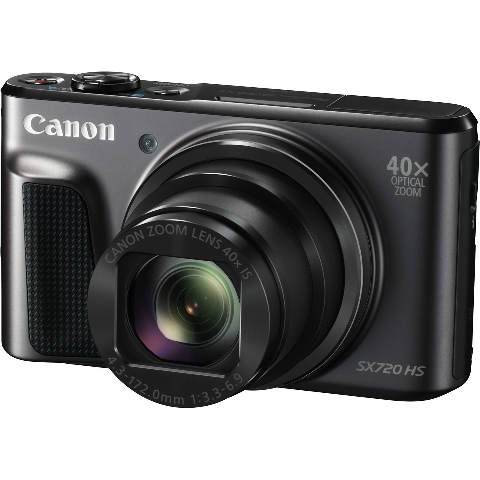 Canon PowerShot SX720 HS Wi-Fi Digital Camera with 32GB Card + Case + Battery & Charger + Flex Tripod + Kit by Canon (Image #2)