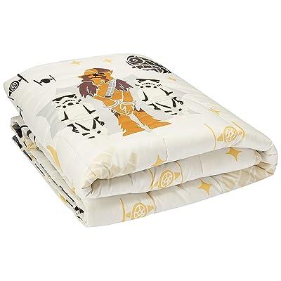 Jay Franco Star Wars Chewie Comforter: Home & Kitchen