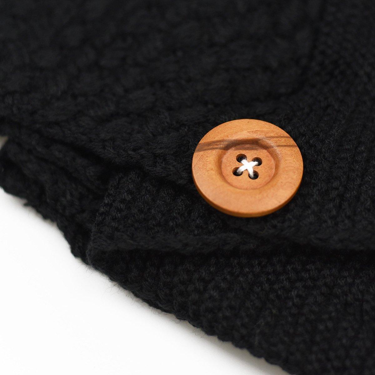Poncho Donna Invernale collo sciarpa Yuson Girl Sciarpa Donna Inverno donna Inverni scialle maglione Wrap Maglia Scialle Inverno Donna