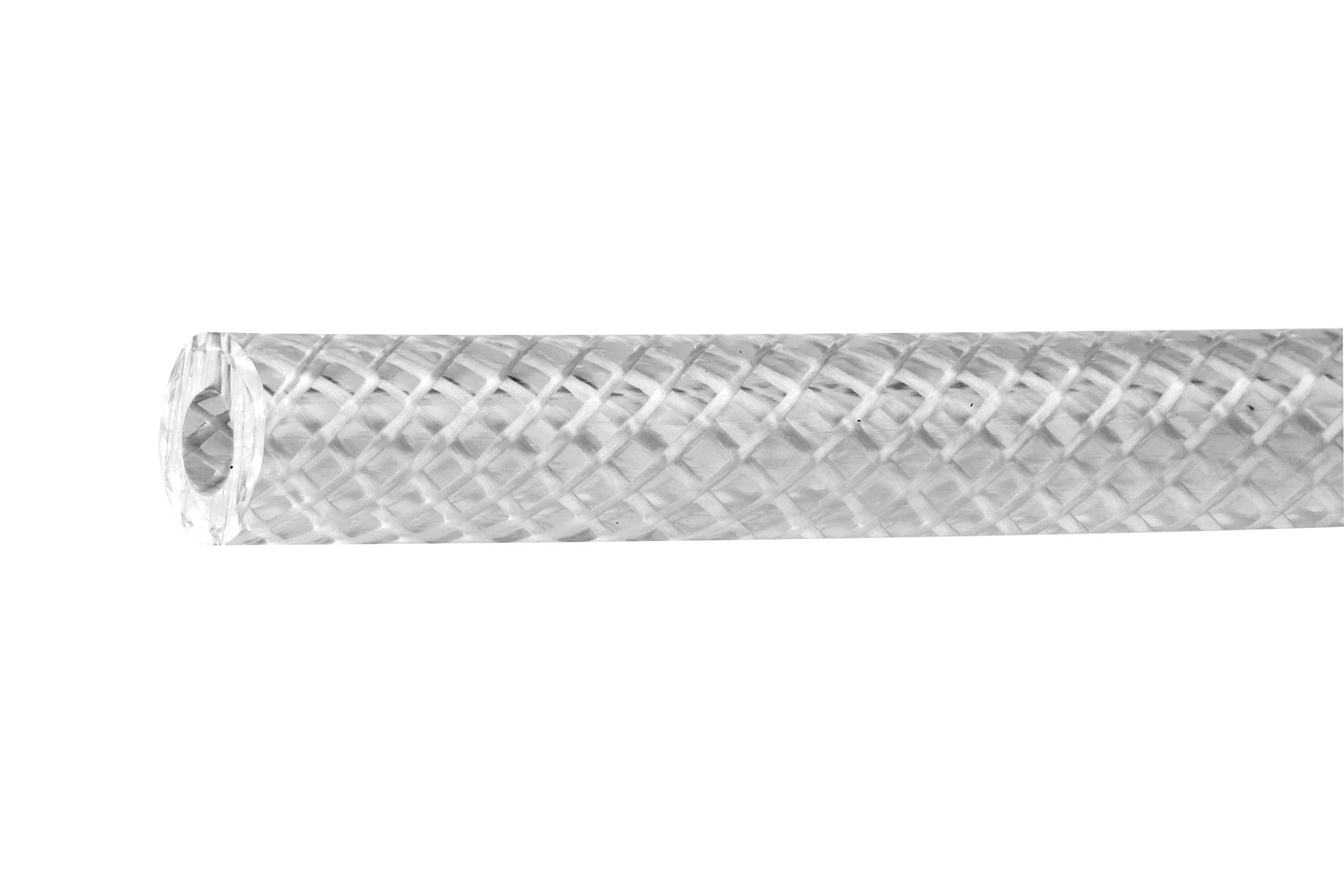 - 4 m L/änge Flexibel /& Knickfest // Teichschlauch // Spiralschlauch // 9920530 Meister Mehrzweckschlauch 25,4 mm Geeignet f/ür Pumpen 1 Zoll Zur Be- /& Entw/ässerung Filter- /& Sauganlagen