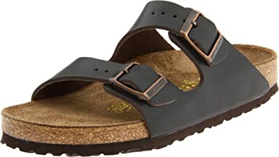 Men's Arizona Slide SandalsBrown48 N EU / 15-15.5 C(B) US