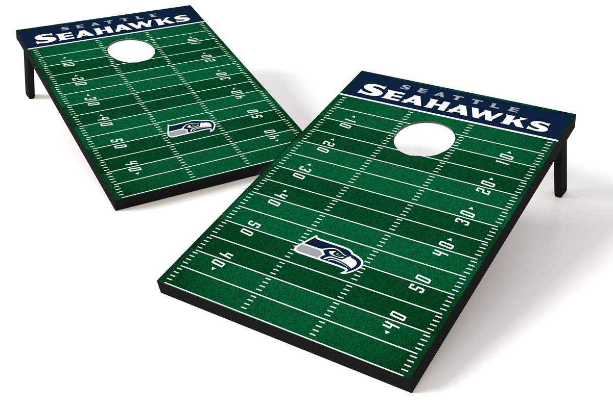 NFL Seattle Seahawks Tailgate Toss Game (Renewed) by Wild Sports