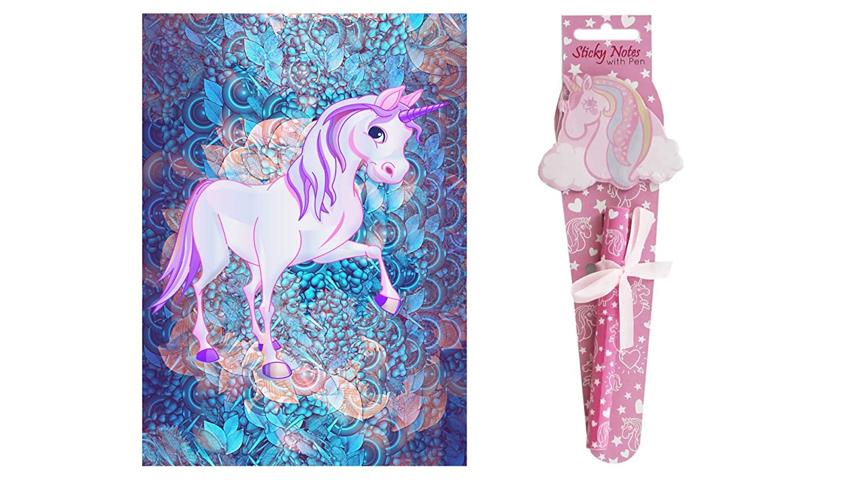 Colorea tu propio diario de unicornios 2019 con notas ...