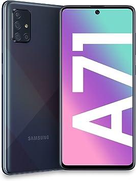 Samsung Galaxy A71 Dual-SIM 128 GB - Prism Crush Black