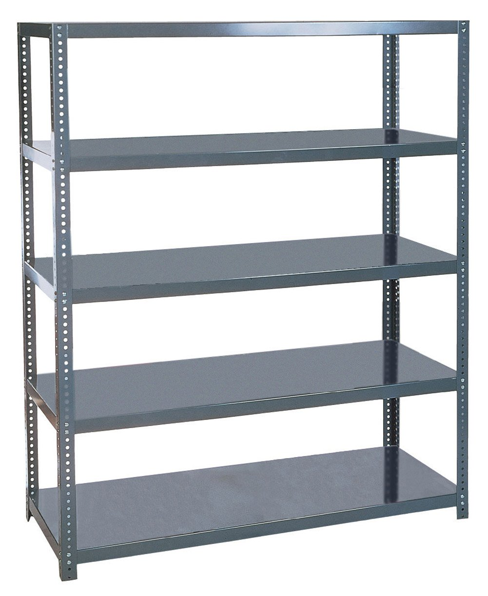 edsal shelving assembly instructions