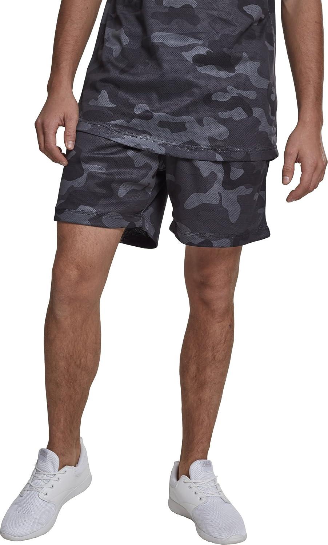 TALLA 3XL. Urban Classic Camo Mesh Shorts Bañador para Hombre