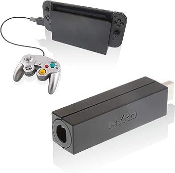 Nyko Retro Controller Adapter - Adaptador de mando para Nintendo ...