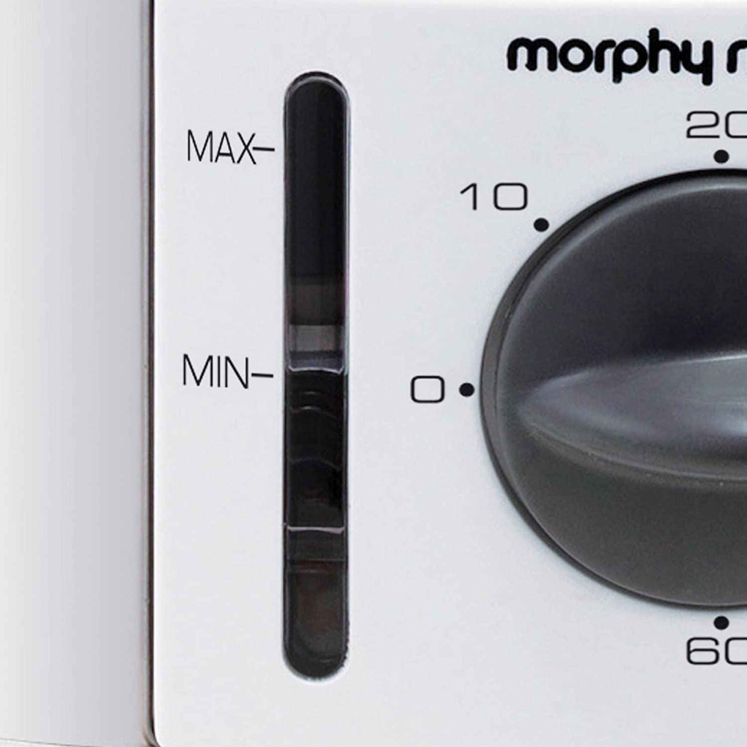 Morphy Richards Three Tier Steamer 9L 470001 White Electric Food Steamer Grey/White