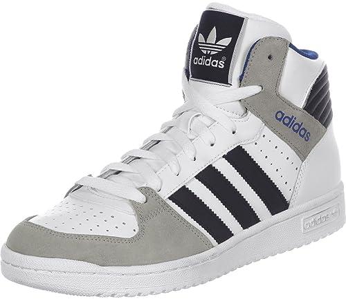 adidas Uomo, Pro Play 2, Multicolore (Core Black/Super Giallo F15/ftwr Bianco), Multicolore, 40 EU