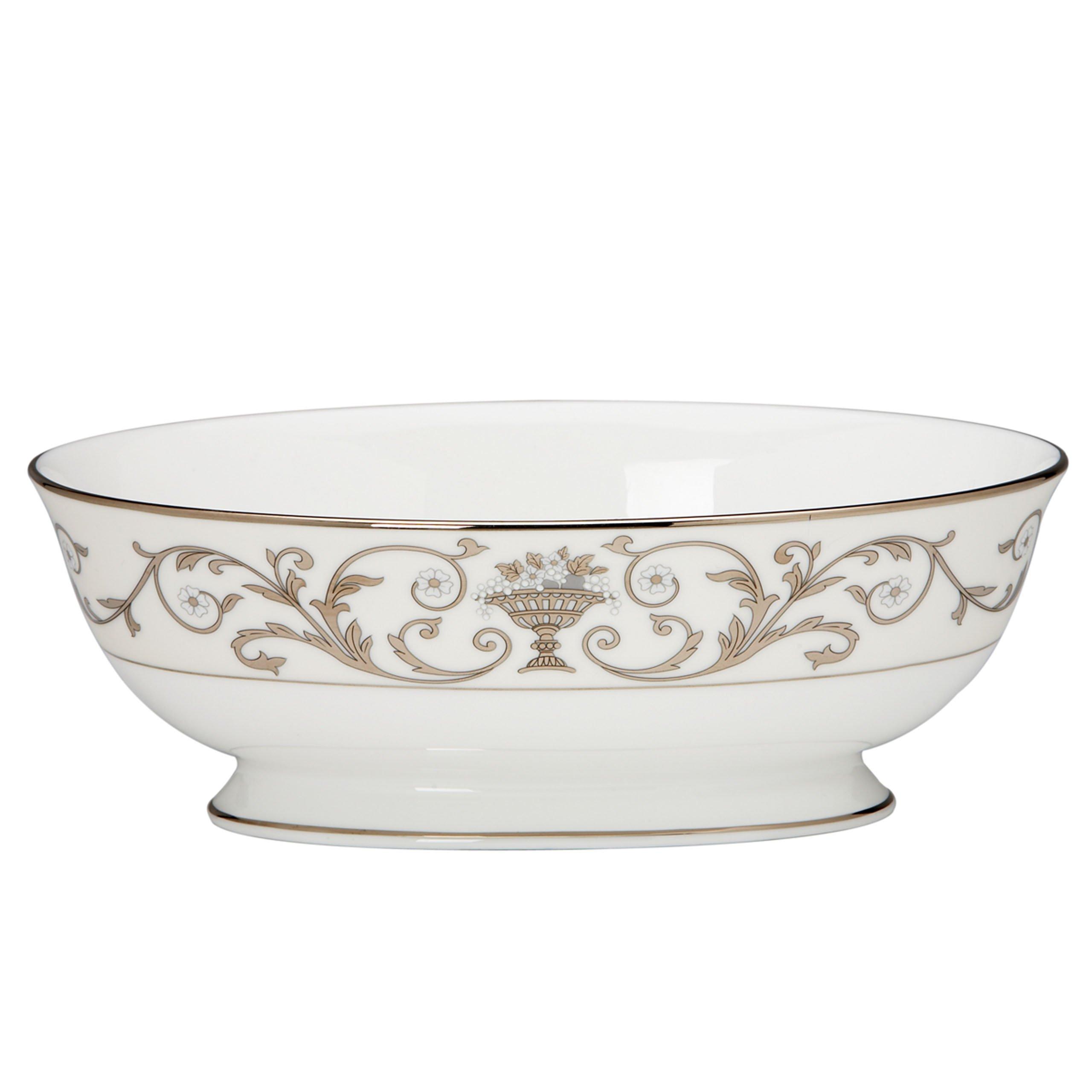 Lenox Autumn Legacy Collection Open Vegetable Bowl