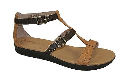 98e5c47dbffb39 Timberland Branford Ankle Strap SANDALS Gladiator Damen Sandalen (38 ...