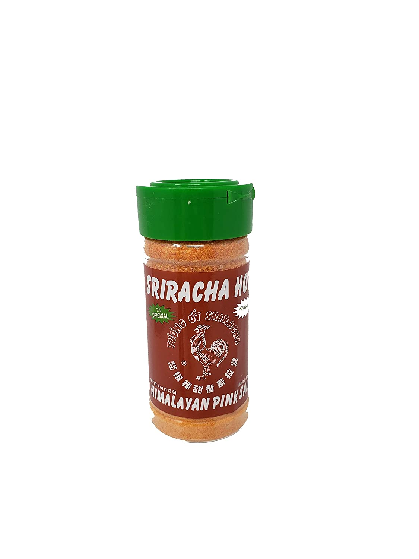 Huy Fong Foods Sriracha Hot Himalayan Pink Salt
