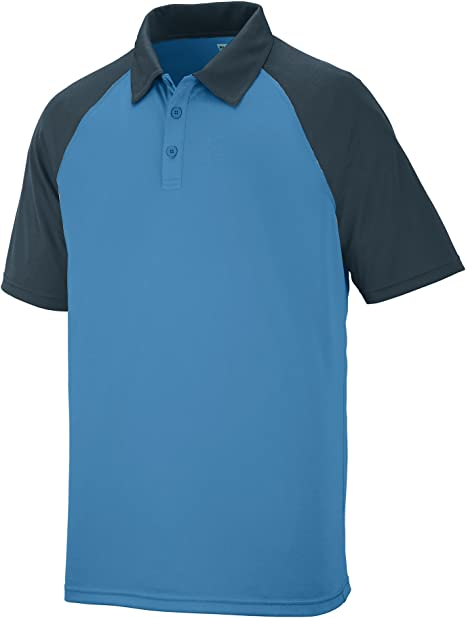 Augusta Sportswear Hombres de Scout Camiseta Deportiva de Manga ...