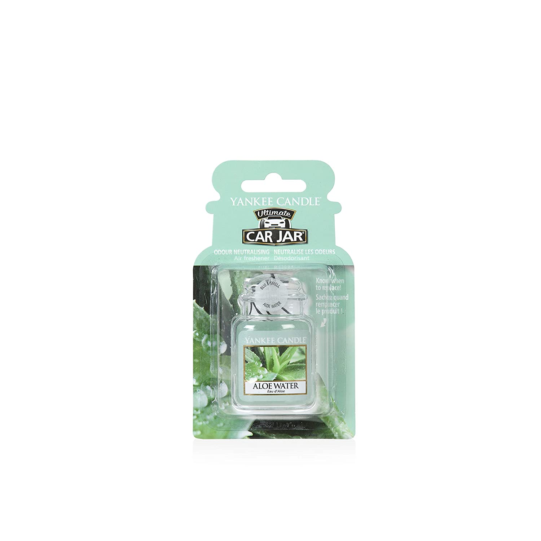 Yankee Candle Car Jar Aloe Water