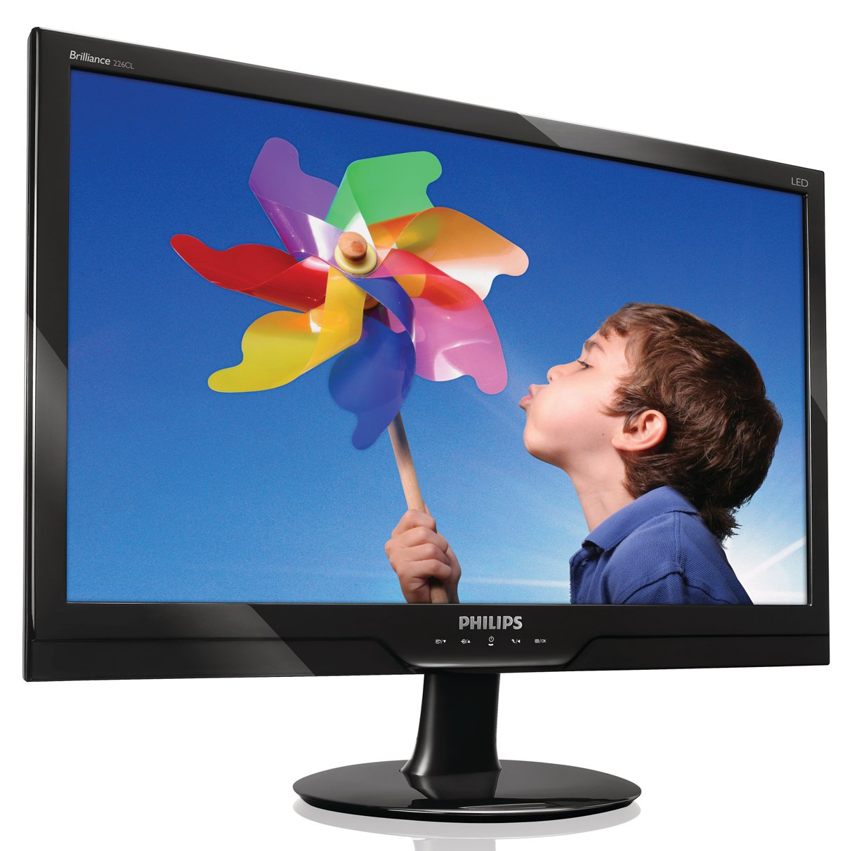 Philips 226CL2SB/00 LCD Monitor Last
