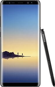 Samsung Galaxy Note 8 N950U 64GB - Sprint (Midnight Black)