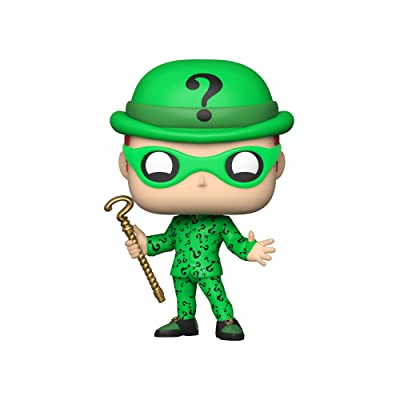 Funko Pop! Heroes: Batman Forever- Riddler: Toys & Games