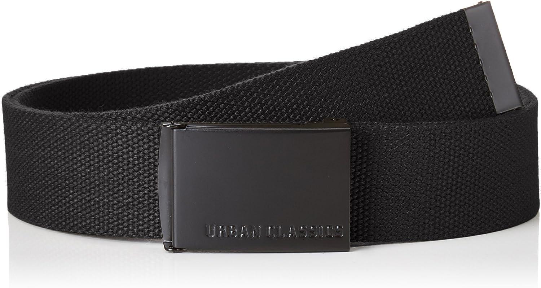 Urban Classics Canvas Belts Cinturón