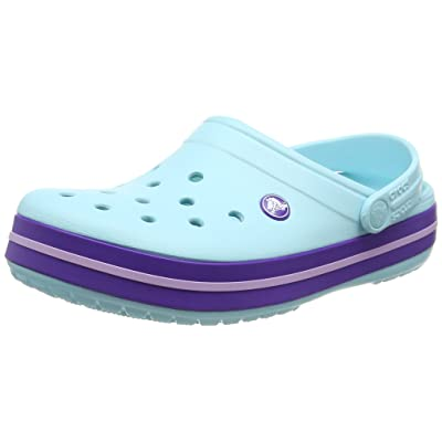 Crocs Crocband Ice Blue Size EU 36-37 - US M4/W6 | Mules & Clogs