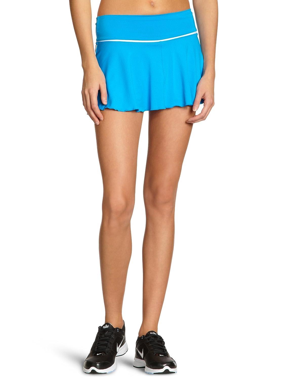 Nike - Falda de pádel para Mujer, tamaño L, Color Azul Glow ...