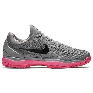 hot sale online de1b9 a8e8e Nike Air Zoom Cage 3 HC, Chaussure de Tennis pour Hommes