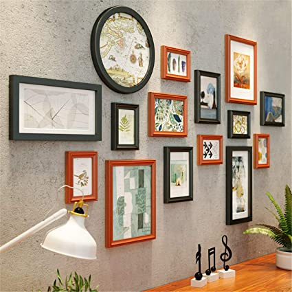 Muro fotográfico Creativo/Muro Creativo para portarretratos ...