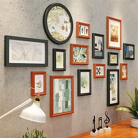 Muro fotográfico Creativo/Muro Creativo para portarretratos/Portaretrato de Madera/Muro / Muro