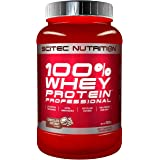 Scitec Nutrition - Post-Workout Recovery & Muscle Growth, 100% Whey Protein Powder Shake - Chocolate Coconut Flavour - 920g