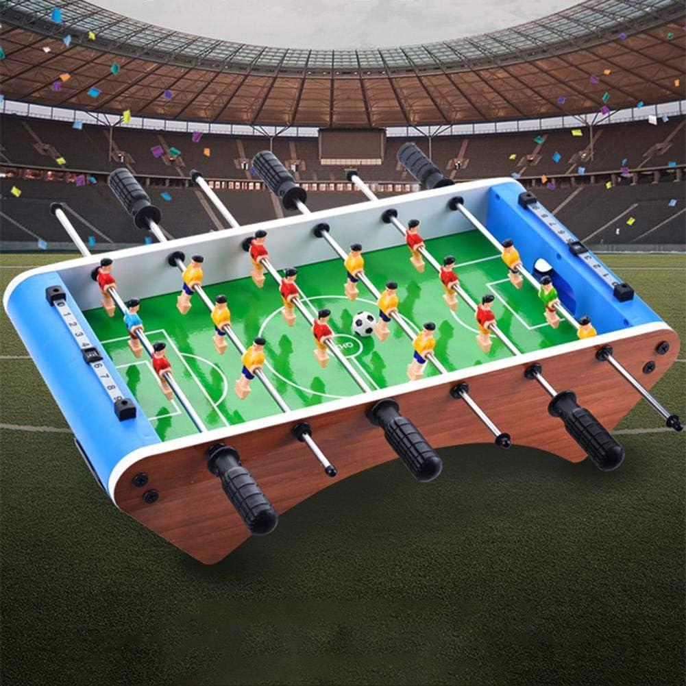 332pageann Mini futbolín Creativa para niños foosball Table, Mini ...