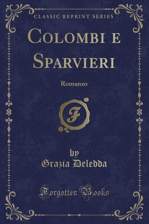 Colombi e Sparvieri, romanzo
