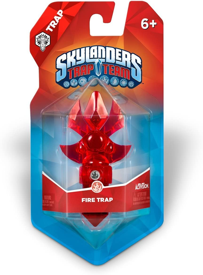 Skylanders Trap Team Triple Pack Magic Fire Ps4 Tekken 7 Region 3 Bonus Lego Toys Tech Video Games