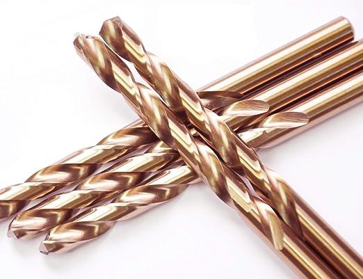 """/""""T/"""" Jobber Length Cobalt Drill Bit NEW USA"""