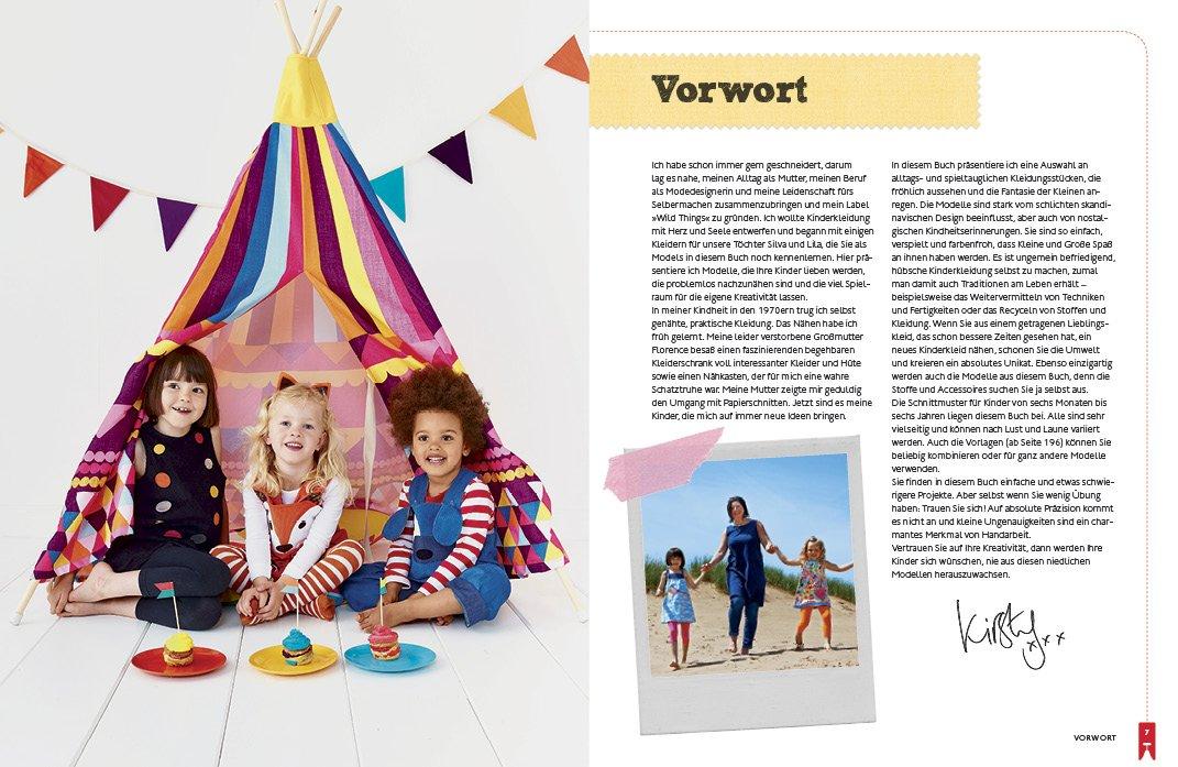 9b69ac46693516 Freche Klamotten für coole Kids selbst nähen  Amazon.de  Kirsty Hartley   Bücher
