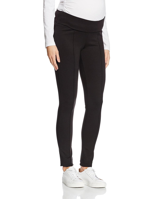 ESPRIT Maternity, Pantalones premamá para Mujer Negro (Black) 42 (Talla del Fabricante: L) TASK LICENSE B.V. M84123